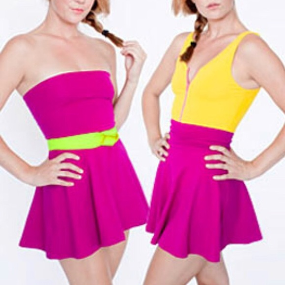 American Apparel Dresses & Skirts - Skirt or fit and flare dress